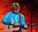 Lockdown diaries: Ed Sheeran turns gardener