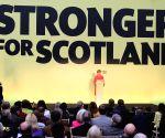 BRITAIN EDINBURGH SNP GENERAL MANIFESTO