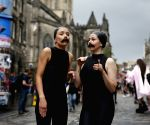 BRITAIN EDINBURGH ART EDINBURGH FESTIVAL FRINGE