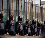 Egypt court upholds jail terms for Muslim Brotherhood members