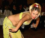 """Egyptian dancer at the  """"Egyptian Night"""" hosted by Egypt Tourism Authority  in New Delhi on Friday night."""