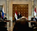 EGYPT CAIRO RUSSIA NUCLEAR PLANT