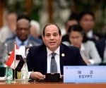 Egypt, France discuss trade, bilateral ties