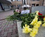 RUSSIA EKATERINBURG NICE MOURN