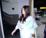 Ekta Kapoor spotted at airport arrival