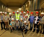 ECUADOR-EL CHACO-HYDROELECTRIC POWER STATION-INAUGURATION