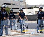 U.S. EL PASO RALLY GUN CONTROL ANTI RACISM