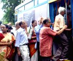 Tram rides organised for senior citizens on World Elder Abuse Awareness Day