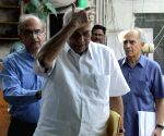 Prashant Bhushan, Arun Shourie, Yashwant Sinha address press