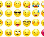WhatsApp testing official emojis for Status doodling