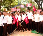 HAL employees' indefinite strike