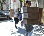 ARGENTINA BUENOS AIRES POLITICS ELECTIONS PREPARATIONS