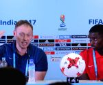FIFA U17 World Cup 2017 - England - press conference