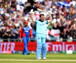 Manchester (England): 2019 World Cup - England Vs Afghanistan