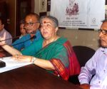 100 years of Champaran Satyagrah - Vandana Shiva's press conference