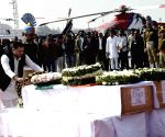 Pulwama militant attack - Tejashwi pays tribute to martyrs