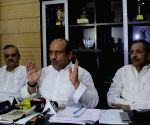 Vijender Gupta's press conference