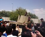 IRAQ ERBIL KURDS CONFLICT