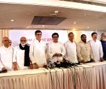 All Maharashtra Opposition parties' joint press conference