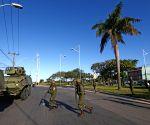 BRAZIL ESPIRITO SANTO SECURITY VIOLENCE