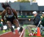 US EUGENE ATHLETICS IAAF DIAMOND LEAGUE DAY 1