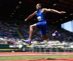 US EUGENE ATHLETICS IAAF DIAMOND LEAGUE DAY 2