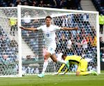Euro 2020: Schick scores twice as Czech Republic sink Scotland