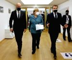 Merkel defends night-time curfew