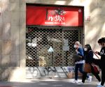 Spain's Covid-19 figures continue to dip