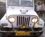 Alleged transportation of EVMs in Bihar