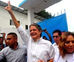 Ex-banker declares victory in Ecuador Prez run-off