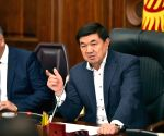Ex-Kyrgyz PM detained on suspicion of corruption