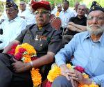 Ex-servicemen's hunger strike