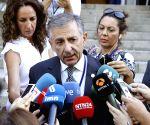 COUNTER-TERRORISM EXECUTIVE DIRECTORATE MEETING IN MADRID
