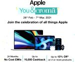Apple, Croma join hands o