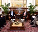 S. Jaishankar meets Li Xi