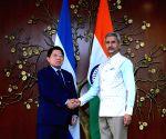 S. Jaishankar meets Nicaragua Foreign Minister