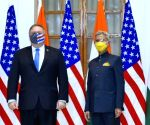 S. Jaishankar meets US Secretary of State Mike Pomeo