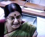 Lok Sabha - Sushma Swaraj