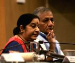 Sushma Swaraj inaugurates Know India Programme