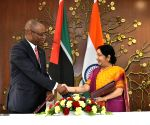 India-Mozambique sign Bilateral agreements