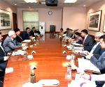 Sushma Swaraj meets Bangladesh Foreign Minister