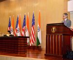 Sushma Swaraj-John Kerry joint press conference