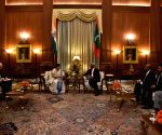 Sushma Swaraj meets Maldivian President