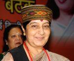 BJP Mahila Morcha National Executive meeting