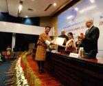 Sushma Swaraj at ICCR Distinguished Alumni Awards
