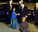 Mike Pompeo arrives in Delhi for India-US 2+2 dialogue