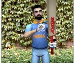 Facebook, Instagram launches AR effect featuring Kohli