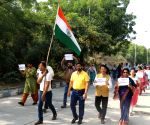 Protests on at Maulana Azad Urdu varsity, faculty joins in