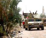 IRAQ FALLUJAH VICTORY